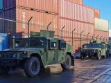 Ukraińska armia otrzymała od USA 20 wozów Humvee