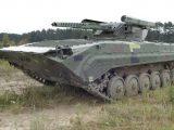 """Ukraina: nowy moduł bojowy """"Wola"""" dla wozów bojowych piechoty [ FOTO /  VIDEO]"""