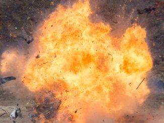 Eksplozja w zakładach produkujących materiały wybuchowe w Bieruniu