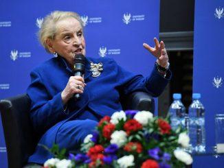 Była sekretarz stanu USA oskarża polski rząd: To próba zdławienia wolnych mediów, atak na demokrację
