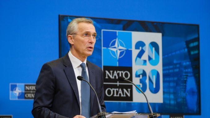 USA i NATO skłonią Niemcy