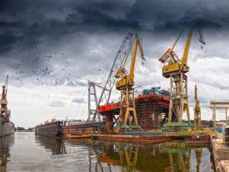 To będzie najgorszy rok dla polskich stoczni