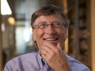 Bill Gates mięso z syntetyków