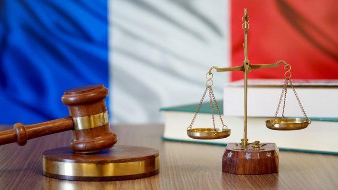 Polak skazany na 15 miesięcy więzienia za antysemickie napisy na budynkach we Francji