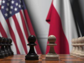 Wojna polsko-polska pod flagą amerykańską