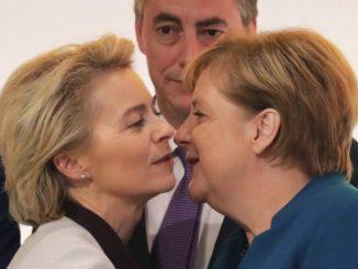 Wicekanclerz Niemiec wściekły na Ursulę