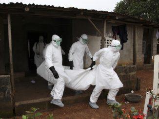 Wybuch epidemii eboli w Gwinei