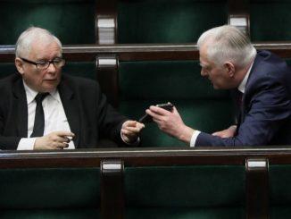 Gowin TORPEDUJE plany Kaczyńskiego