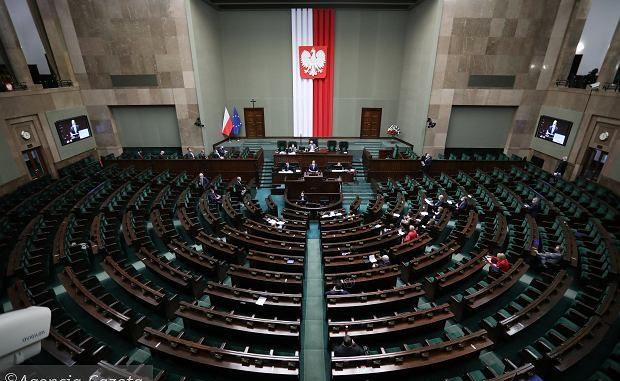 Strzał w Sejmie. Gen. Polko mówi o złamaniu przepisów: To w ogóle nie powinno mieć miejsca
