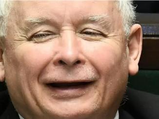 Kaczyński OSZALEJE z radości