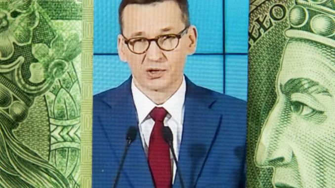 Chowajcie pieniądze PiS