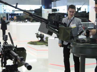 Międzynarodowy handel bronią wyhamowuje