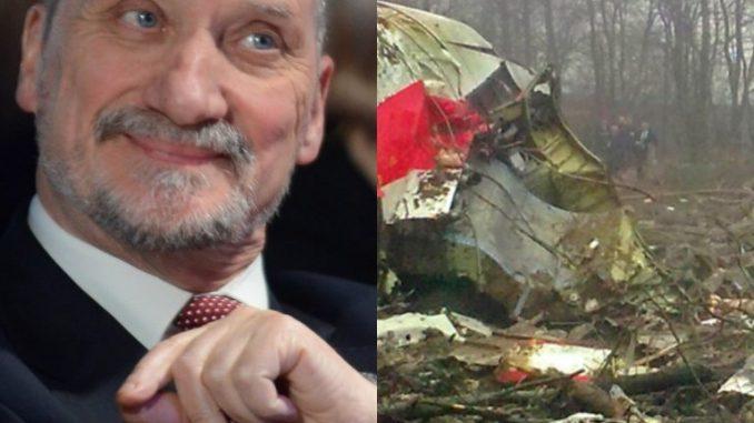 Rodziny ofiar ze Smoleńska chcą audytu komisji Macierewicza