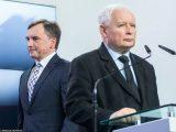 Tarcia w obozie PiS. Po spotkaniu Jarosława Kaczyńskiego i Zbigniewa Ziobry