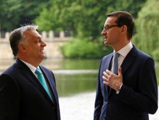 Dla rządów Polski i Wegier skończyły się żarty