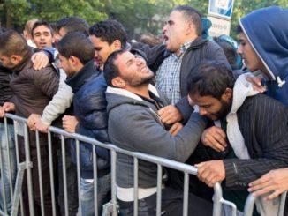 Szwecja przyjmowanie imigrantów