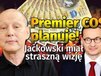 Tajemniczy plan Morawieckiego