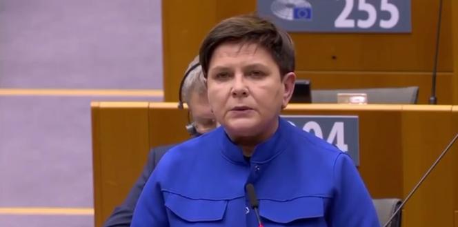 Beata Szydło nie wytrzymała