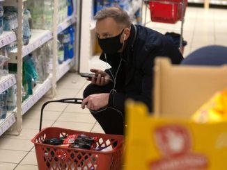 Szokujące zachowanie Andrzeja Dudy w sklepie