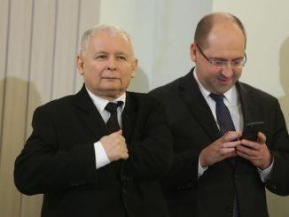 Kolejny problem Kaczyńskiego