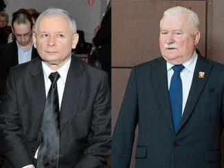 co łączy Wałęsę i Kaczyńskiego
