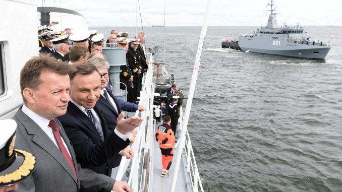 Polska okręty podwodne
