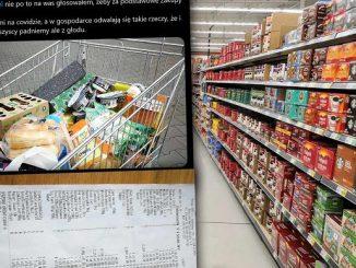 Ile poseł PiS wydaje miesięcznie na zakupy spożywcze? Odpowiedź oburzyła internautów