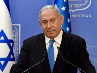 korupcji premiera Izraela