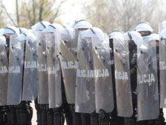 Koniec z anonimowością policjantów