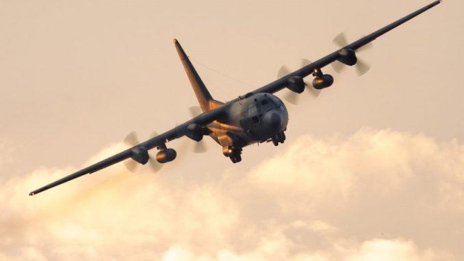 Hercules lecą do Polski