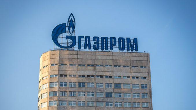 zakupy gazu w Rosji