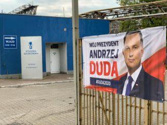 Kampania wyborcza Andrzeja Dudy