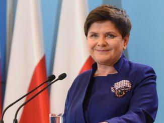 Beata Szydło ma nowe stanowisko
