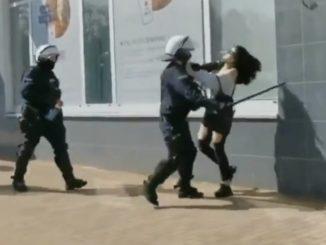 Prokuratura zajęła się sprawą policjanta