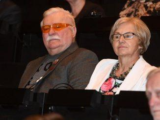 Lech Wałęsa o relacji małżonków