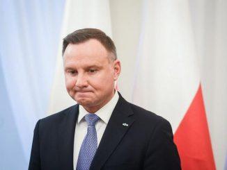 Andrzej Duda znieważony po raz kolejny
