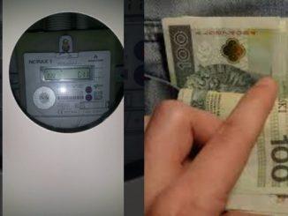 GIGANTYCZNY wzrost cen za prąd