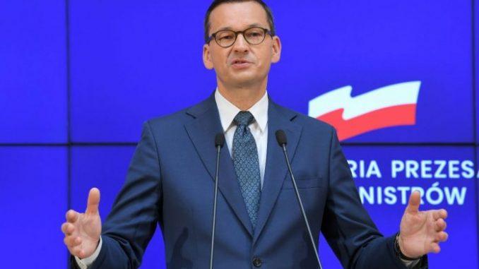 Morawiecki stanie przed Trybunałem Stanu