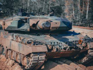 modernizacji czołgów Leopard