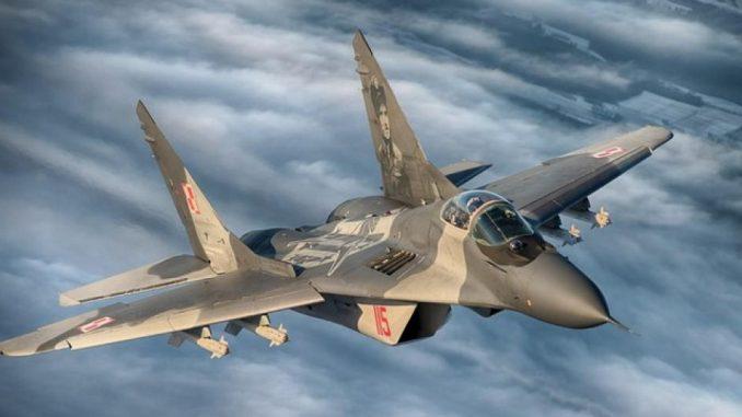 reanimację poradzieckich MiG-ów