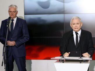 DRAMAT Jarosława Gowina