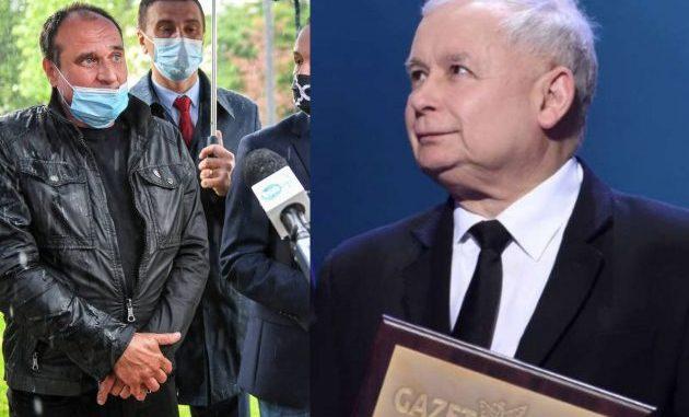 Kukiz FLIRTUJE z Kaczyńskim