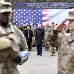 zwiększeniu obecności wojskowej USA