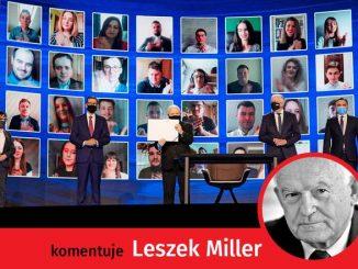 Miller zrugał Kaczyńskiego