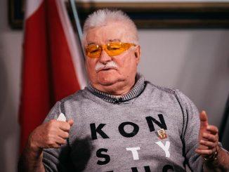 Lech Wałęsa rozwiewa wątpliwości