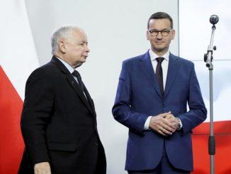 Jarosław Kaczyński mówi o swoim następc