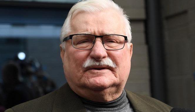 Lech Wałęsa nagranie