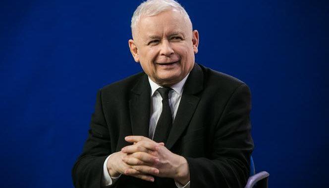 Wczasy Jarosława Kaczyńskiego