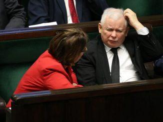Kaczyński przerwał milczenie