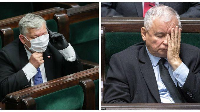 Suski o ochronie Kaczyńskiego